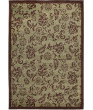 RugStudio presents Orian Four Seasons Sonoma Outdoor Cecilia 1812 Vineyard Machine Woven, Good Quality Area Rug