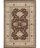 RugStudio presents Orian Four Seasons Sonoma Outdoor Shazad 1807 Cafe Au Lait Machine Woven, Good Quality Area Rug