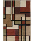 RugStudio presents Orian Four Seasons Sonoma Outdoor Thorburn 1820 Rawhide Machine Woven, Good Quality Area Rug