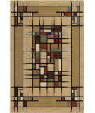RugStudio presents Orian Four Seasons Eldridge multi Machine Woven, Good Quality Area Rug