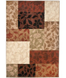 RugStudio presents Orian Four Seasons Monique multi Machine Woven, Good Quality Area Rug