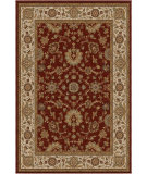 RugStudio presents Orian Harmony Hamilton cinnabar Machine Woven, Better Quality Area Rug