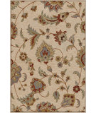 RugStudio presents Orian Harmony Kennett khaki Machine Woven, Better Quality Area Rug