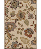 RugStudio presents Orian Harmony Layla khaki Machine Woven, Better Quality Area Rug