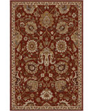 RugStudio presents Orian Harmony Messina cinnabar Machine Woven, Better Quality Area Rug