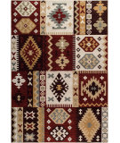 RugStudio presents Orian Harmony Sante Fe multi Machine Woven, Better Quality Area Rug