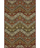 RugStudio presents Orian Harmony Verano cinnabar Machine Woven, Better Quality Area Rug