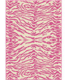 RugStudio presents Orian Kids Court 3109 Pink Machine Woven, Good Quality Area Rug