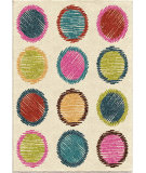 RugStudio presents Orian Kids Court 3110 Pink Machine Woven, Good Quality Area Rug