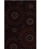 RugStudio presents Orian Nuance Brixton black Machine Woven, Good Quality Area Rug