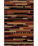 RugStudio presents Orian Nuance Rhythm multi Machine Woven, Good Quality Area Rug