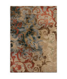 RugStudio presents Orian Radiance 3201 Multi Machine Woven, Good Quality Area Rug