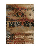 RugStudio presents Orian Radiance 3208 Multi Machine Woven, Good Quality Area Rug