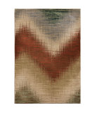 RugStudio presents Orian Radiance 3209 Multi Machine Woven, Good Quality Area Rug