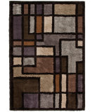 RugStudio presents Orian Shine On Colt dark seal Machine Woven, Good Quality Area Rug