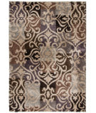 RugStudio presents Orian Shine On Patchwork buff Machine Woven, Good Quality Area Rug