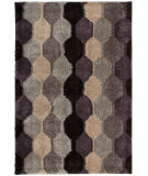 RugStudio presents Orian Shine On Stark pewter Machine Woven, Good Quality Area Rug