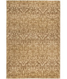 RugStudio presents Orian Stria Chandelier 1518 Ivory Machine Woven, Better Quality Area Rug