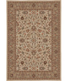 RugStudio presents Orian Stria Daniella 1521 Ivory Machine Woven, Better Quality Area Rug