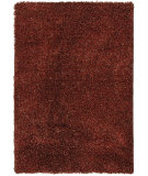 RugStudio presents Orian Tribeca Chunky Shag 1904 Red Area Rug