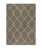 RugStudio presents Orian Utopia 2416 Taupe Machine Woven, Good Quality Area Rug