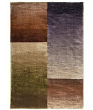 RugStudio presents Orian Wild Weave Faded Inlet metallic Machine Woven, Better Quality Area Rug
