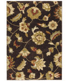 RugStudio presents Orian Wild Weave London brown Machine Woven, Better Quality Area Rug