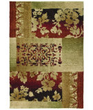 RugStudio presents Orian Wild Weave Ogletree rouge Machine Woven, Better Quality Area Rug