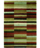RugStudio presents Orian Wild Weave Woody multi Machine Woven, Better Quality Area Rug