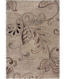 RugStudio presents Orian Wild Weave Fandango 1613 Gold / Cream / Beige Machine Woven, Good Quality Area Rug