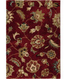 RugStudio presents Orian Wild Weave London 1622 Red / Burgundy Machine Woven, Good Quality Area Rug