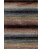 RugStudio presents Orian Wild Weave Skyline 1624 Purple Machine Woven, Good Quality Area Rug