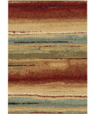 RugStudio presents Orian Wild Weave Dusk To Dawn 1631 Multi Machine Woven, Good Quality Area Rug
