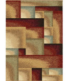 RugStudio presents Orian Wild Weave 1638 Multi Machine Woven, Good Quality Area Rug