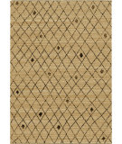 RugStudio presents Orian Wild Weave Casablanca 1657 Gold / Cream / Beige Machine Woven, Good Quality Area Rug