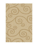 RugStudio presents Orian Wild Weave 1676 Beige Machine Woven, Good Quality Area Rug