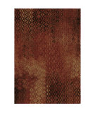RugStudio presents Orian Wild Weave 1678 Rouge Machine Woven, Good Quality Area Rug