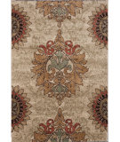 RugStudio presents Orian Wild Weave Jacqueline 1609 Bisque Machine Woven, Better Quality Area Rug
