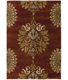 RugStudio presents Orian Wild Weave Jacqueline 1610 Rouge Machine Woven, Better Quality Area Rug