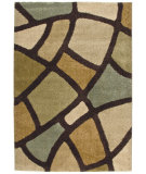 RugStudio presents Orian Wild Weave Linwood 1625 Mandalay Machine Woven, Better Quality Area Rug