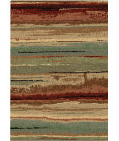 RugStudio presents Orian Wild Weave Dusk To Dawn multi Machine Woven, Better Quality Area Rug