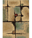 RugStudio presents Orian Wild Weave Jada bisque Machine Woven, Better Quality Area Rug