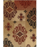 RugStudio presents Orian Wild Weave Salado bisque Machine Woven, Better Quality Area Rug