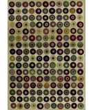 RugStudio presents Rugstudio Famous Maker 38727 Multi Machine Woven, Good Quality Area Rug