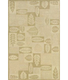 RugStudio presents Sphinx By Oriental Weavers Fiesta Nature's Song 11015-Ivory Hand-Tufted, Good Quality Area Rug
