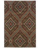 RugStudio presents Sphinx By Oriental Weavers Adrienne 4145e Machine Woven, Good Quality Area Rug