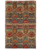 RugStudio presents Tommy Bahama Ansley 50902 Multi Sisal/Seagrass/Jute Area Rug