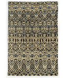 RugStudio presents Tommy Bahama Ansley 50904 Chocolate Hand-Knotted, Good Quality Area Rug