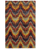 RugStudio presents Tommy Bahama Ansley 50905 Multi Hand-Knotted, Good Quality Area Rug