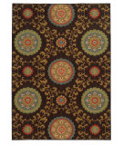 RugStudio presents Sphinx By Oriental Weavers Arabella 15757 Brown Machine Woven, Good Quality Area Rug